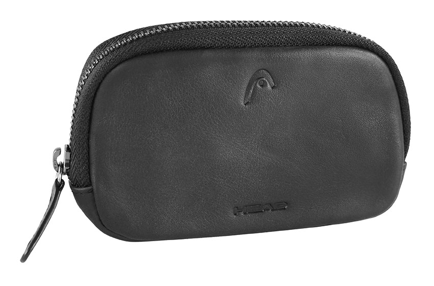 Zip key pouch HEAD